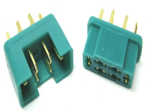 Steckerverbindung Multiplex 1 Paar