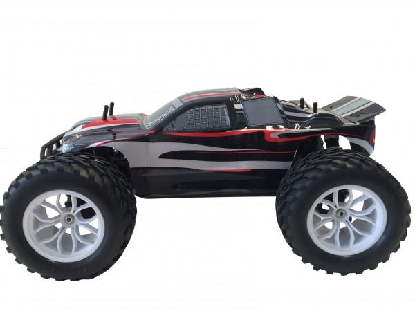 MODSTER Karosserie V2/V3/V4 schwarz/rot/silber