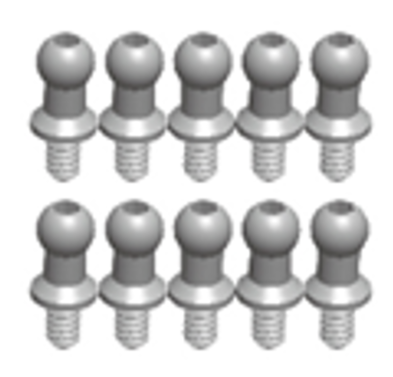 MODSTER Mini Cito: Kugelköpfe 4.9x10.6 (10)