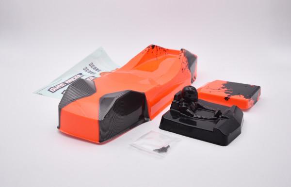 Karosserie Dune Racer MODSTER Rot