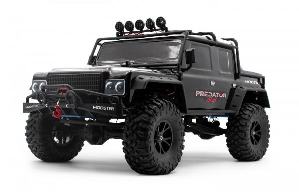 MODSTER Predator Elektro Brushed Crawler 4WD 1:10 RTR