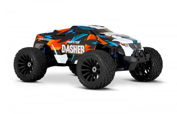 MODSTER DASHER V2 Brushless Monstertruck RTR 4WD 1:8