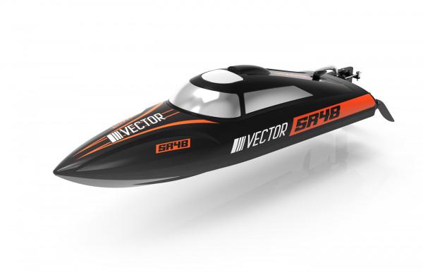 MODSTER Vector SR48 Elektro Brushed Rennboot 2S RTR