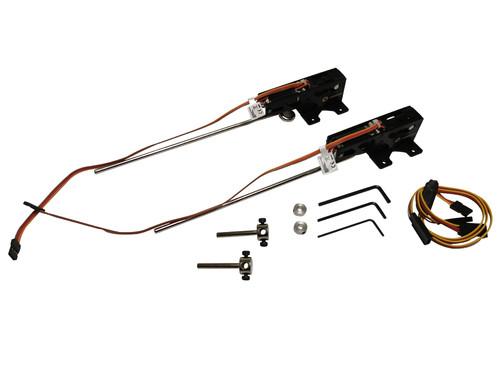 MODSTER Einziehfahrwerk elektrisch 40-90 Size 90° 2-Bein