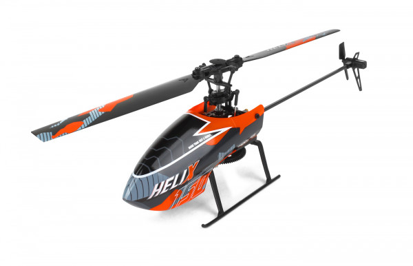 MODSTER HeliX 150 Flybarless Elektro Hubschrauber 1S RTF
