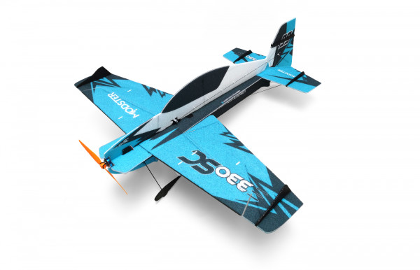 MODSTER Extra 330SC Superlite blau 840mm Elektromotor Slowflyer Kit