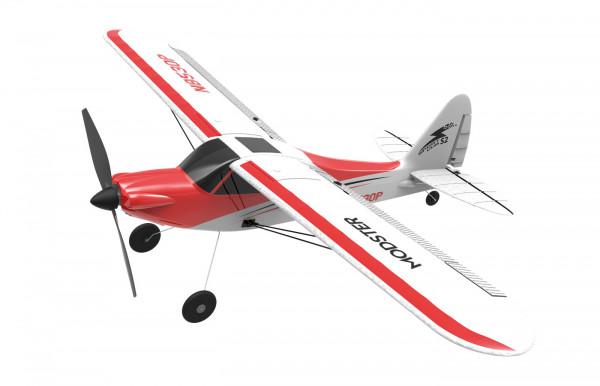 MODSTER Sport Cub S2 RTF 500mm inkl. 6-Achs-Fluglagenstabilisierung