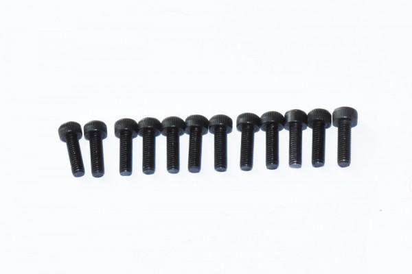 Schrauben MODSTER Cito/Dasher M3x10 Innene Sechskant