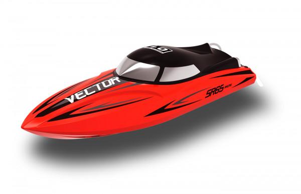 MODSTER Vector SR65 Elektro Brushless Rennboot 3S RTR