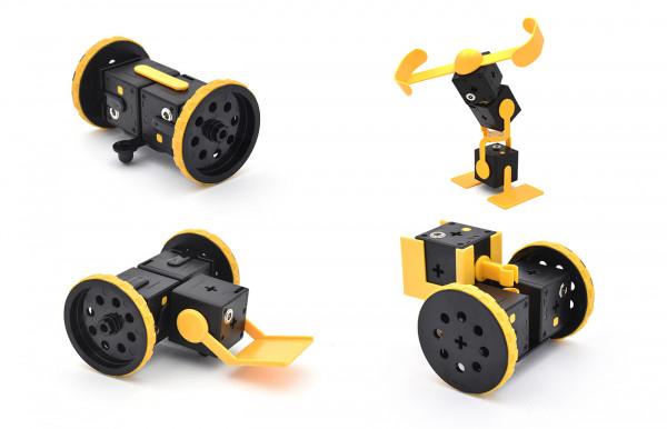MODSTER MD3 Roboter Bausatz inkl 3 Erweiterungen