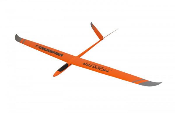 MODSTER Valerion 2.5 2550mm Segelflugmodell ARF-Kit Orange