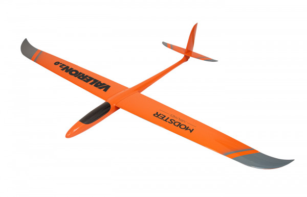 MODSTER Valerion 2.0 1900mm Segelflugmodell ARF-Kit Orange