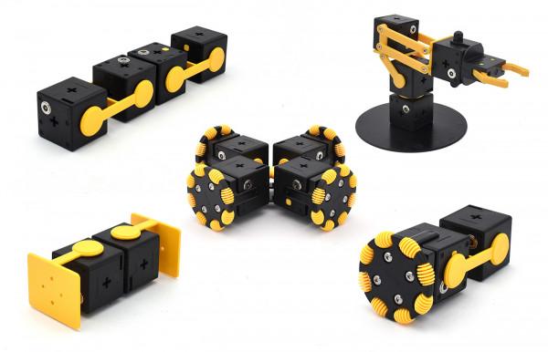 MODSTER MD4 Roboter Bausatz inkl 4 Erweiterungen