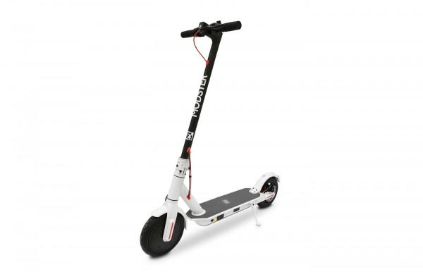 eScooter MODSTER M550 e-Scooter 8,5 Zoll 350W 36V 6,6Ah weiß