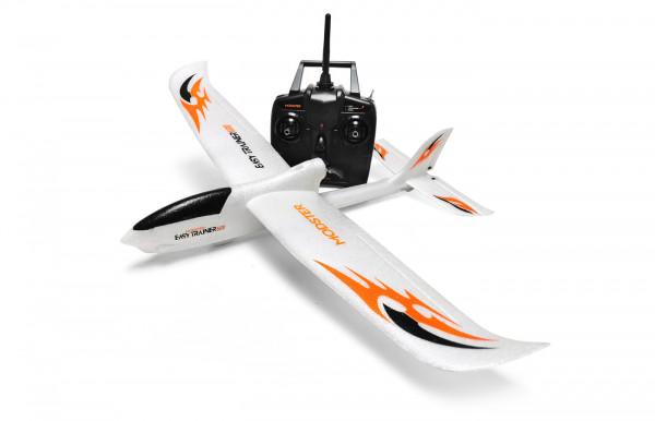 MODSTER Easy Trainer 600 RTF 600mm Elektromotor Trainer inkl. 6-Achs-Fluglagenstabilisierung