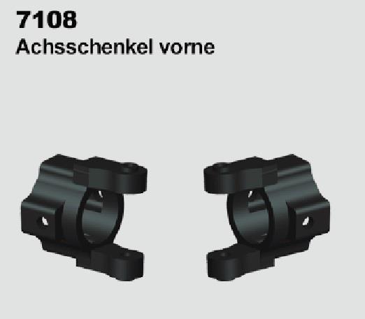 MODSTER Trembler: Lenkhebel (2)