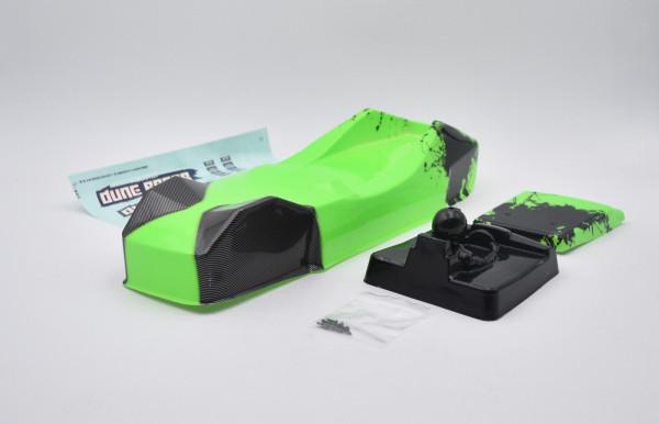 Karosserie Dune Racer MODSTER Grün