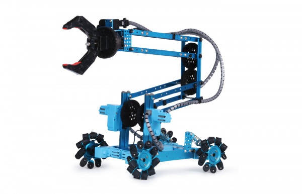 MODSTER RobotKing Roboter Fahrzeug und Greifarm