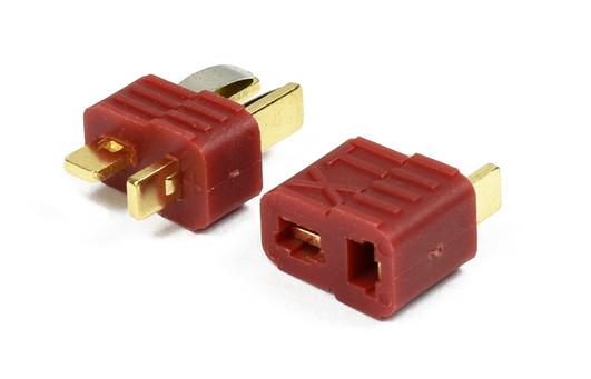 T-Plug Stecker und Buchse 1 Paar