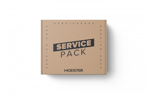 MODSTER Service-Pack: Modster Evolution
