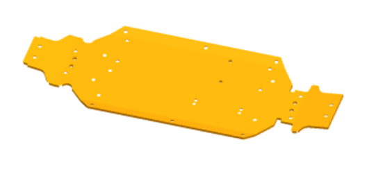 MODSTER Mini Cito: Bodenplatte