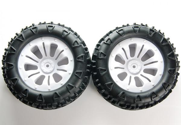 MODSTER V2/V3/V4/Evolution: (2) Reifen/Felgen Set